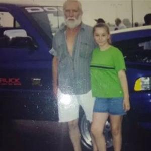 Amanda Berry and Papaw